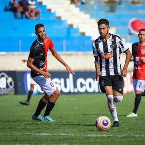Atlético-MG compra os direitos de Calebe que assina contrato até 2024