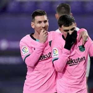 Meia do Barça se recupera de lesão em dois dias e deve ...