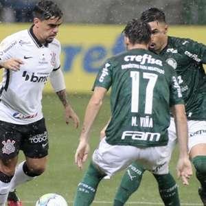 Corinthians x Palmeiras: prováveis escalações, ...