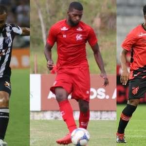 Samuel Xavier, Rafael Ribeiro e Wellington: conheça os ...