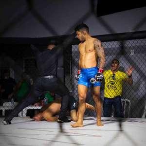 Evento de MMA de Whindersson Nunes, CDL Fight estreia com nocaute incrível na luta principal