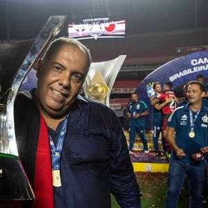 Braz garante permanência de Ceni no Flamengo, revela contato com Jesus e atualiza negociação por Rafinha
