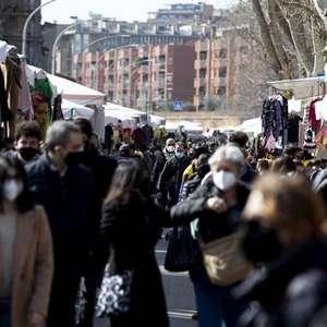 Variante brasileira do coronavírus afeta 4 regiões da Itália