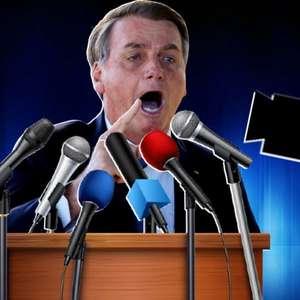 5 vezes que Bolsonaro polemizou ao se irritar com repórteres