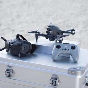 DJI FPV é um drone híbrido com câmera 4K, óculos e ...