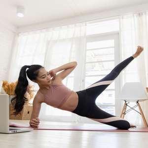 Não deixe para depois! Retome os exercícios físicos em casa