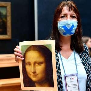 Mona Lisa: a cadeira escondida que transforma o ...