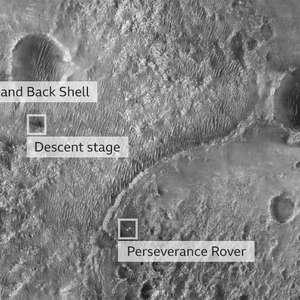 Perseverance: as melhores imagens de Marte na 1ª semana da missão da Nasa no planeta vermelho