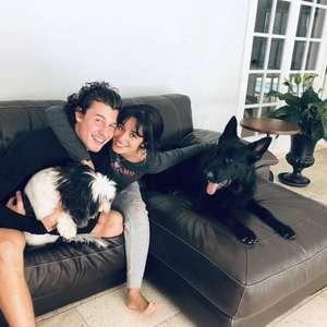 Camila Cabello faz 24 anos e Shawn Mendes compartilha ...