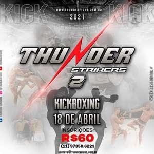 De olho em outras modalidades, Thunder Fight anuncia ...