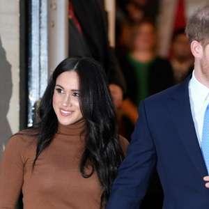 Meghan e Harry cortam relações com tabloides britânicos
