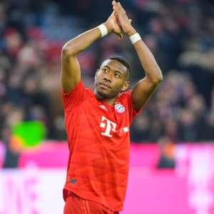 Bayern vence o Borussia Dortmund com três de Lewandowski