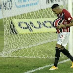 São Paulo atropela Inter de Limeira e vence a 1ª com Crespo