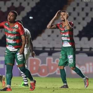 Vasco é derrotado pela Portuguesa-RJ na estreia do Carioca