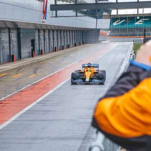 McLaren vem forte, mas é no máximo favorita a liderar ...
