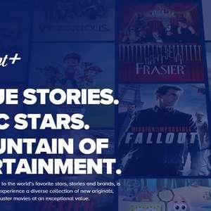 Paramount+ estreia com mais de 5 mil horas de conteúdo
