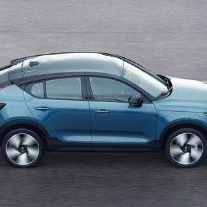 Volvo revela novo C40 e será marca só de elétricos até 2030