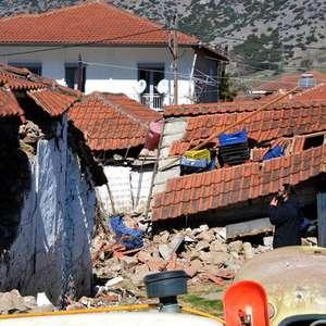 Forte terremoto atinge região central da Grécia pelo 2º ...