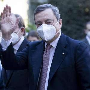 Draghi e Johnson debatem importância do G7 e G20 na luta ...