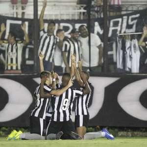 Nos últimos cinco anos, Botafogo venceu apenas uma ...