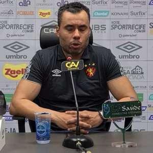 Jair Ventura volta ao banco do Sport no fim de semana