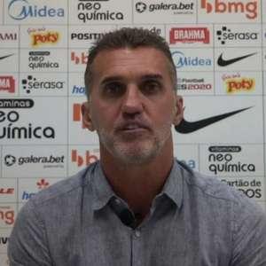 Técnico do Corinthians evita falar sobre paralisação do ...