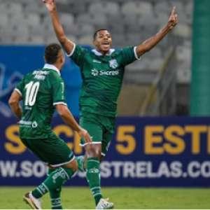 Vídeo: veja o gol da Caldense, que derrotou o Cruzeiro no Mineirão