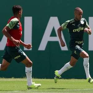 Após empatar com Corinthians, Palmeiras dá sequência à ...