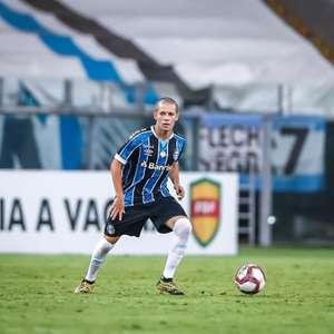 Pedro Lucas estreia no profissional do Grêmio e diz: ...