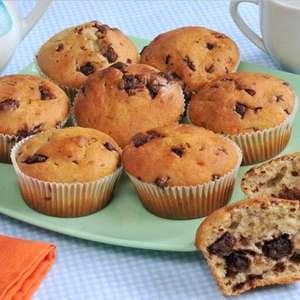 Cinco receitas de muffin doce que você precisa provar