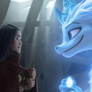 'Raya e o último Dragão' é o filme que precisamos em 2021