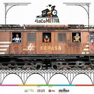 Curta 'A Locomotiva' estreia em formato audiovisual