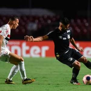 Último São Paulo x Santos no Paulista marcou começo dos ...