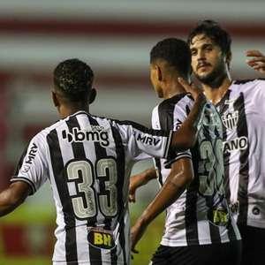 Atlético-MG derrota o Tombense e reassume a ponta do Mineiro