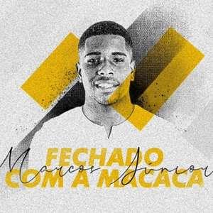 Marcos Junior chega à Ponte Preta com 'muita gana' para defender o clube