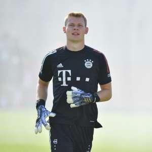 Reserva no gol do Bayern, Nübel quer ser emprestado