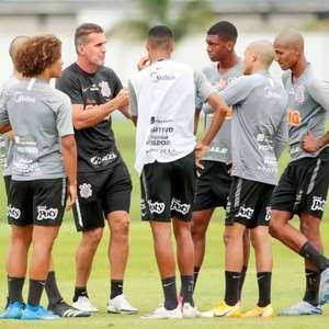 Com titulares do Dérbi à disposição, Corinthians segue ...