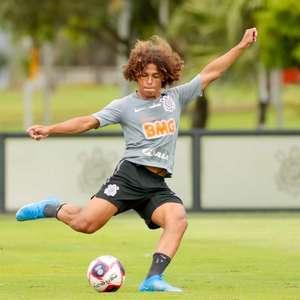Guilherme Biro treina com o elenco do Corinthians e é ...