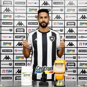 Jonathan é apresentado pelo Botafogo: 'Sou um cara que ...