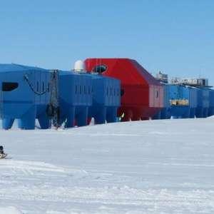 Iceberg do tamanho do RJ se desprende da Antártida