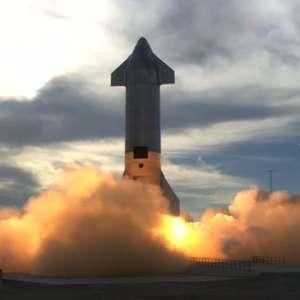 Houston, a Starship pousou! (com direito a cena pós- ...