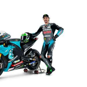 "SRT vê estilo de Rossi em Morbidelli: ""Aprendeu muito ..."