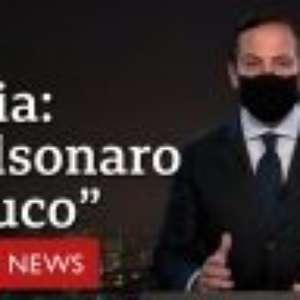 Doria chama Bolsonaro de 'louco' e fala em 'Bolsonarovírus' em entrevista à BBC em inglês