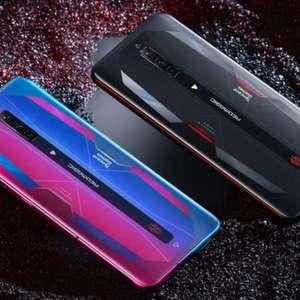 Nubia Red Magic 6 é um celular gamer com até 18 GB de ...
