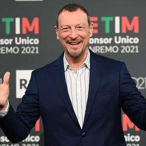 Apresentador de Sanremo diz que 2021 será seu último festival consecutivo