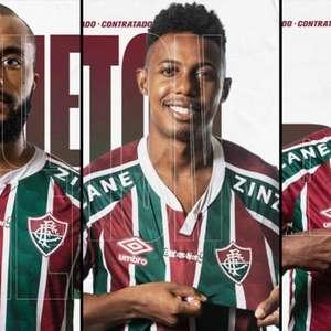 Fluminense oficializa reforços de Samuel Xavier, ...