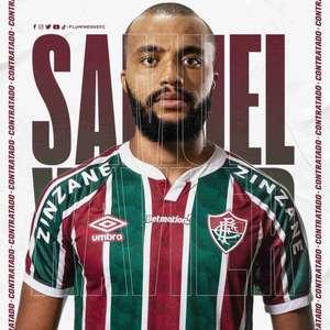 Samuel Xavier, novo reforço do Fluminense, testa ...