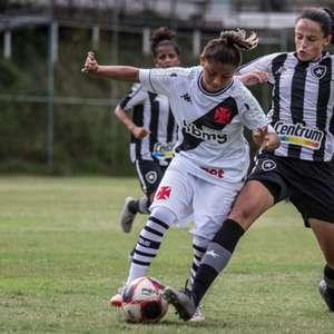 Botafogo vence o Vasco e se recupera no Carioca Feminino