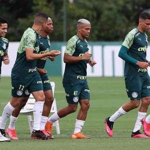 Escalação do Palmeiras: Com volta de Gabriel Veron, ...