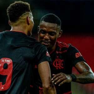 Após vitória do Flamengo, Ramon e Matheuzinho destacam ...